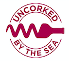 Uncorked By The Sea Logo